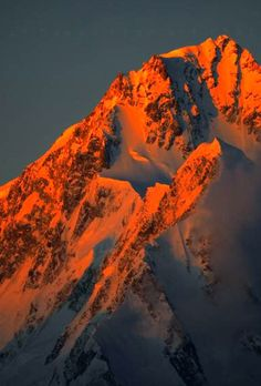 Mount Trivor by: Atif Saeed