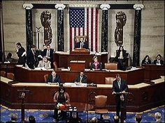 After wrangling, Constitution is read on House floor, minus passages on slavery