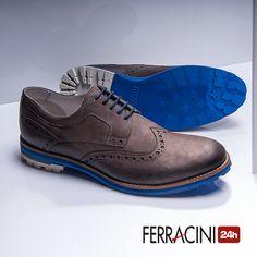 O equilíbrio das cores do modelo 3770L da linha Gaudi permite o uso deste sapato em diversas ocasiões, podendo fazer parte de um visual mais discreto ou mais ousado. A escolha é sua!