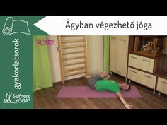 Reggeli nyújtózkodás frissítőnek, még az ágyban végezhető jóga gyakorlatok - YouTube Pilates, Youtube, Home Decor, Homemade Home Decor, Interior Design, Home Interiors, Youtubers, Decoration Home, Home Decoration