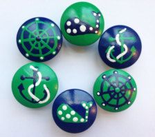 Drawer Pulls in Furniture & Decor > Art & Decor - Etsy Kids - Page 39