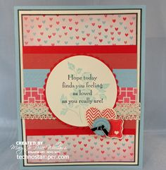 Techno Stamper: Try Stampin On Tuesday!