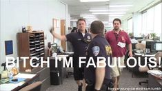 • gif funny movie channing tatum 21 jump street foreveryoung-daretodream •.  CHLOE THIS IS US!!!!