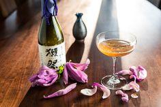 Gin loves Japan - Gin Cocktails mit Sake