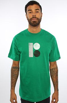 The Original SS Tee in KellyGreen S