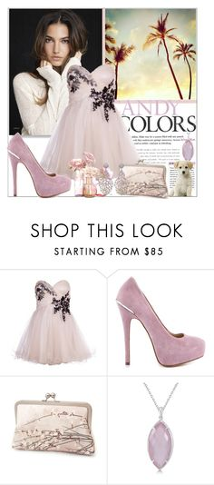"""""""No132!! (Lilac)"""" by emmamarie21 ❤ liked on Polyvore featuring ASOS, ShoeMint, Allurez and Kendra Scott"""
