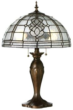 Jansen Table Lamp  A Tiffany Lamp Will Become the Focal Point of Your Space