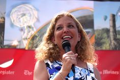 Debbie Wasserman Shultz, She's shielding herself by refusing to debate. With her abysmal record, Tim Canova should win in a landslide ! Vote Tim Canova... a true progressive Democrat !!!