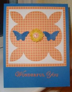 WoW Butterflies 2 by ruby-heartedmom - Cards and Paper Crafts at Splitcoaststampers