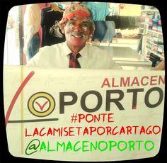 Vía @JorgeEMoncadaA: Ponte La camiseta Por Cartago, invita @JorgeEMoncadaA