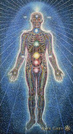 Alex_Grey-Psychic_Energy_Sy - Artículo de Eva Monferrer, Psicología del alma