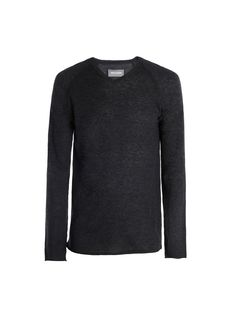 PULL GINGER LC HOMME, carbone, Zadig & Voltaire