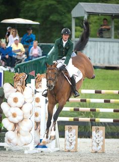 Darragh Kenny: Ride a Winning Show-Jumping Jump-Off. With a reputation for speedy tiebreakers, U.S.-based Irish show jumper Darragh Kenny shares 10 jump-off strategies that have led him to success.
