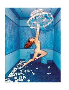 David LaChapelle-Calendario Lavazza
