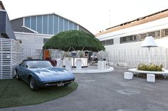 Gala evening: icons of italian design. Maserati modello Ghibli Coupè 1968. #Cersaie2013