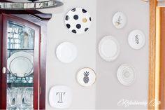 DIY Wall Plates - Re