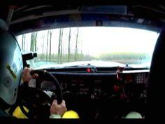 Driver Dražen Ćurić (Croatia) and co-driver Albert Horn (Hungary) in modified Mitsubishi Pajero avoid a certain crash on Hungarian rally raid cup, while test. Rally Raid, Mitsubishi Pajero, Croatia, Racing, The Incredibles, Cars, Videos, Running, Auto Racing