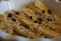 """V kuchyni """"Obyčejné ženy"""": Zapečené banány... Macaroni And Cheese, Smoothie, Grains, Rice, Meat, Chicken, Ethnic Recipes, Food, Mac And Cheese"""