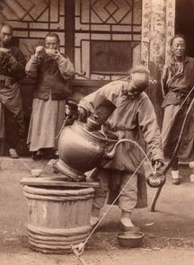 The Tea Maestro: All the Tea in China