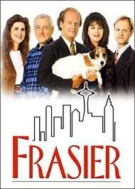Frasier-my fave is Niles.  what a witty show!  So funny!