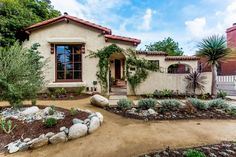 LOCATED IN CHARMING FAIRCREST HEIGHTS, ONE OF LA'S MOST SOUGHT AFTER NEIGHBORHOODS, IS THIS STYLISH AND SOPHISTICATED SPANISH GEM OF A HOME.  3 Beds | 2 Baths | 1552 Sqft | www.1778CrescentHeights.com