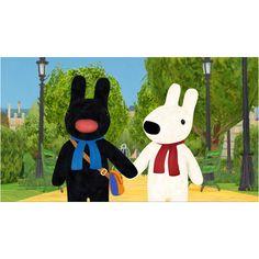 Gaspard and Lisa! Disney Junior!