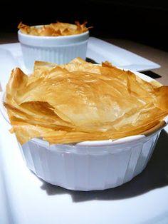 Eighty Twenty: 80(ish)--- Little Mama's Chicken Pot Pies