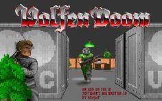 AReyeP and MCS' Wolfenstein 3D Add ons - Wolfendoom