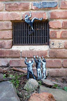 33 excellentes créations Street Art de Joe Lurato !