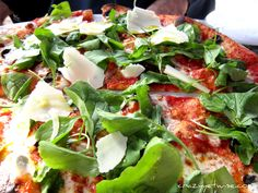 Pizza Express - Soho Pizza (: nom nom