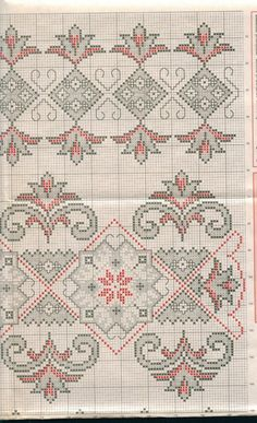 Hand Quilting For Beginners Pictures Best Ideas - sofia Cross Stitch Heart, Cross Stitch Borders, Cross Stitch Samplers, Cross Stitch Flowers, Cross Stitch Designs, Cross Stitching, Cross Stitch Patterns, Folk Embroidery, Embroidery Patterns Free