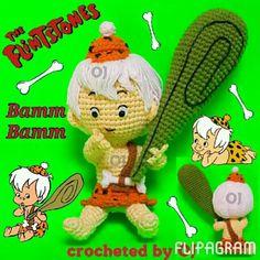 #ShareIG Bamm Bamm Rubble #flipagram ♫ Music: made with @flipagram. #Bamm-Bamm #Rubble is a the adopted son of #Barney and #Betty Rubble. Bamm-Bamm lives in the fictional prehistoric city of Bedrock, a world where dinosaurs coexist with cavepeople. #crocheteddoll #crochetaddict #designedbyoj #amigurumiaddict #amigurumi #crocheting #crochetoftheday #crochetgeek #haken #haekeln #Flintstone #bammbamm