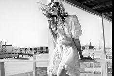 visual optimism; fashion editorials, shows, campaigns & more!: sea breeze: tilda lindstam by david slijper for uk harper's bazaar april 2015