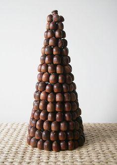 Acorn Christmas Tree