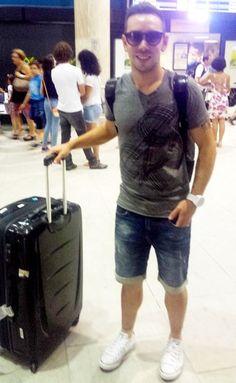BotafogoDePrimeira: O 10 chegou! Lizio desembarca no Rio e elogia Bota...