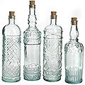 Product Details - Assorted Recycled Glass Bottles