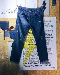 Quem aí se lembra da @zoompbrasil? A marca tão conhecida pelos jeans nos anos 90 está de volta! Hoje viemos conhecer o showroom com a nova coleção da etiqueta que revisita algumas peças clássicas de sua trajetória e traz também novidades. Pode anotar: em março a Zoomp abre uma loja pop-up com as peças que estarão disponíveis também em multimarcas! #LOFFama  via L'OFFICIEL BRASIL MAGAZINE INSTAGRAM - Fashion Campaigns  Haute Couture  Advertising  Editorial Photography  Magazine Cover Designs…