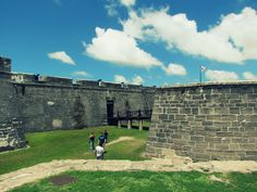 The Fort (Castillo de San Marcos)