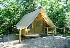 #Glamping : le #camping de #luxe