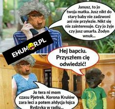 Logika bapci – eHumor.pl – Humor, Dowcipy, 😋 Najlepsze Kawały, Zabawne zdjęcia, fotki, filmiki Best Memes, Funny Memes, Good Mood, Haha, Geek Stuff, Humor, Sayings, Pictures, Best Memes Ever