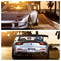 Mazda Rx7: Not a big fan of the current Mazda RX8, it feels underpowered compared to its older brother the RX7 plus I hate bulky successors (compares Mitsubishi Eclipse 1999-2002 to 2006-2012)