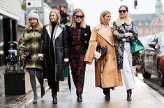 Copenhagen Fashion Week F/W'18: The best street style looks  ||  Copenhagen Fashion Week F/W'18