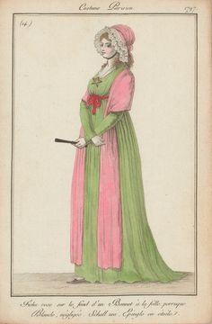 Journal des dames et des modes 1797