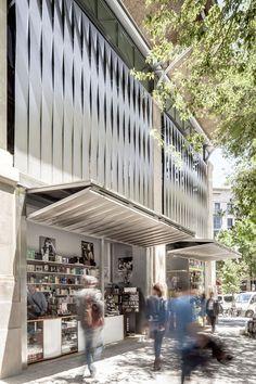 Mateo Arquitectura - Remodelación del Mercado del Ninot, Barcelona (2015)