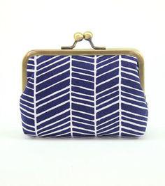 Pattern Coin Purse / Mini wallet / Change