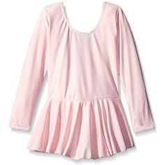 Astage Little Girl`S Long Sleeve Dancing Dress * Want to know more, click on the image. (This is an affiliate link) #Clothing