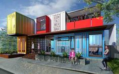 Shipping Container Apartments, Encinal, TX. - Yahoo Image Search Results