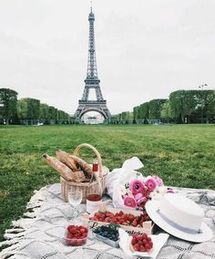 picnic á Paris