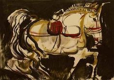 Greece Painting, Local Color, Greek Art, Diversity, Painters, Charity, Horses, Artists, Anime