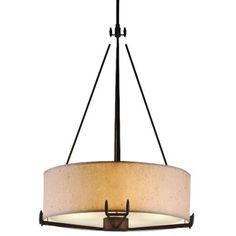 cal lighting fx 3536 5 round 5 light chandelier in dark bronze with